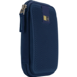 Case Logic EHDC101 Compact Portable Small Hard Drive Case - Blue